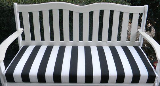 Indoor / Outdoor Swing / Bench Cushion