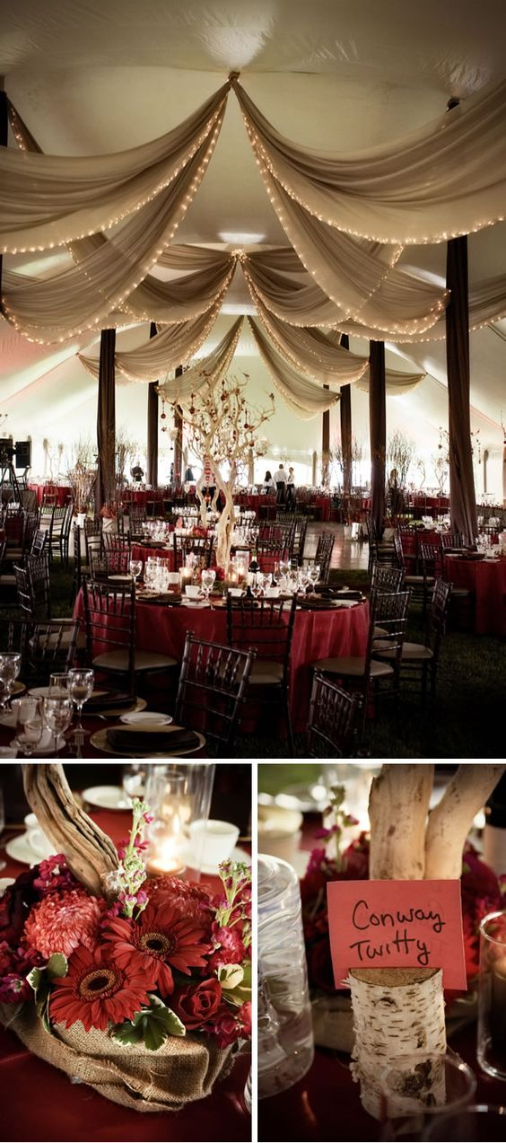 Country Western Glam Wedding by Rachel A Clingen Wedding And Event Design  Receptions Wedding