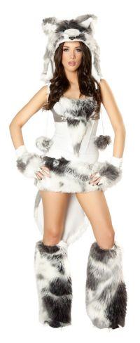 Womens Dog Costume