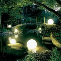 Cool outdoor lighting! Live Well. Be Well. Study Well. www ...