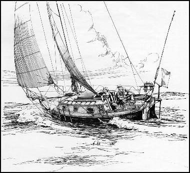 Flicka, Sketches and Sailing on Pinterest