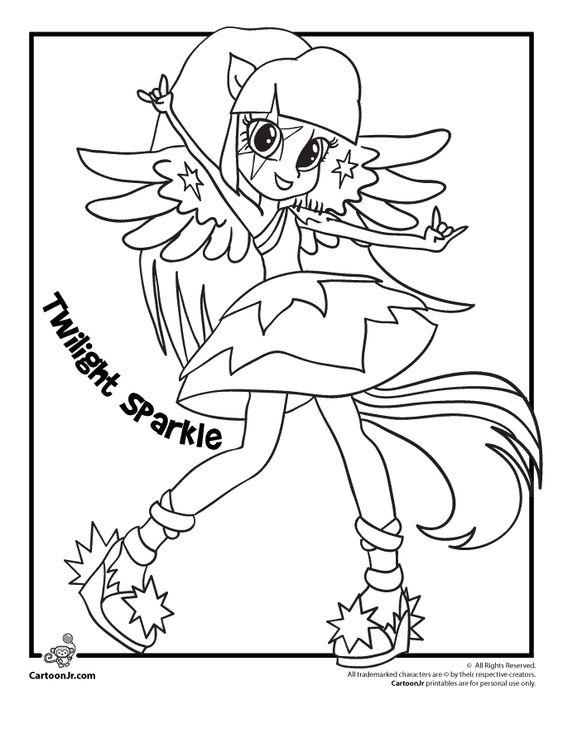 Twilight sparkle, My little pony and Little pony on Pinterest