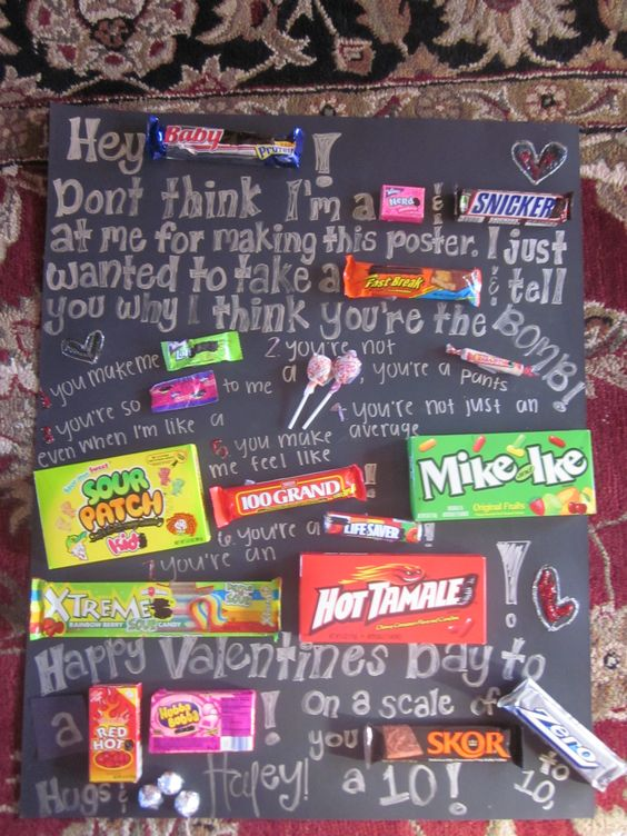 Its A Candy Gram Its So Easy To Make Buy A Poster Buy