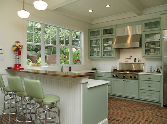 Retro Kitchens That Will Take You Back In Time