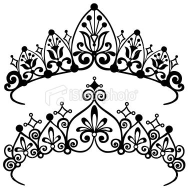 20 Tiara Color Shading For Tattoos Ideas And Designs