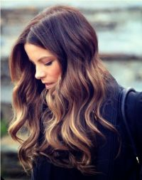Ombre Hair Coloring celebrities hairstyles for 2014
