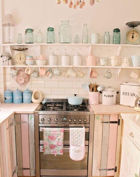 Retro kitchen decorating ideas fun retro kitchen ideas for Retro kitchen designs rustenburg