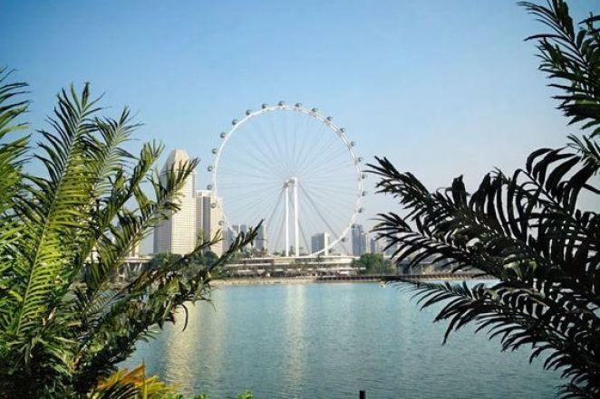 Singapore Flyer - Singapura http://fuievouvoltar.com