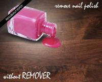 7 Best Ways to Remove Nail Polish Without Remover | Nail ...