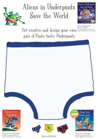 Aliens Love Under Pants Template | Design Aliens in ...