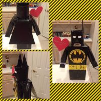 Lego batman, Valentine box and Lego on Pinterest