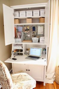my new office corner | Built in wardrobe, Offices and ...