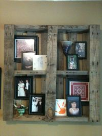 Pallet wall decor | For the Home | Pinterest | Pallet wall ...