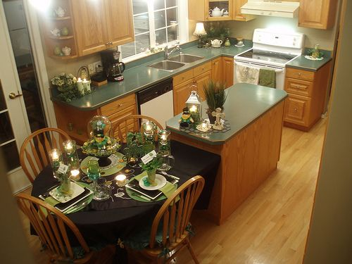 kitchen nook table american classics cabinets islands, dining tables and islands on pinterest