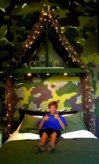 Boys Room, Camouflage, Bedroom | Kids Room | Pinterest ...