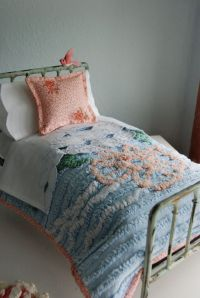Chenille bedspread, Bedspreads and Pillow set on Pinterest