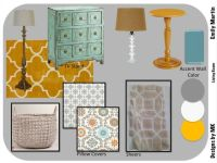 Color Boards | Designs by MKDesigns by MK, living room ...