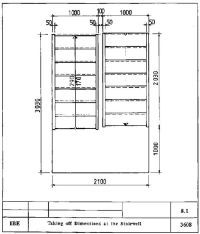 standard residential staircase dimensions - Google Search ...