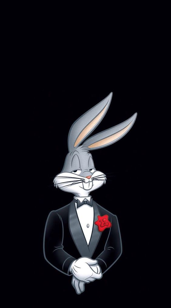 Marvin The Martian Wallpaper For Iphone Bugs Bunny Wearing A Tuxedo Art Men Amp Animals In Tuxedos