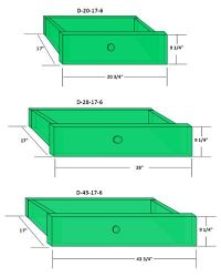 kitchen drawer sizes - Google Search | Brevard | Pinterest ...