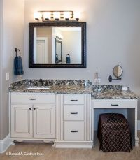 bathroom vanity with makeup station - 28 images - bathroom ...