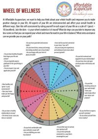 Wellness Wheel Worksheet Pictures to Pin on Pinterest ...