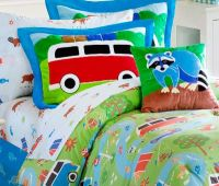 Olive Kids Camping Trip Twin Comforter