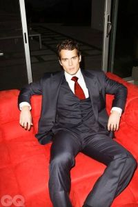 Grey Suit With Red Dress Yy