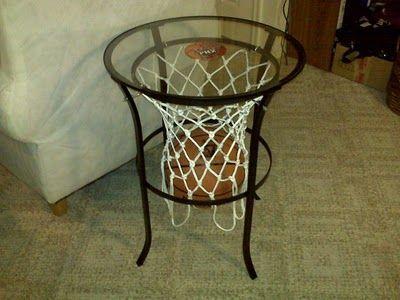 bedroom basketball hoo  basketball hoop table  Gavins