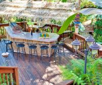 Create a Tropical Retreat in Your Backyard | Tropical ...