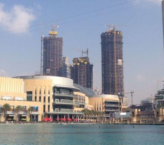 The Address Fountain Views III Towers