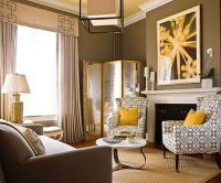 Green living rooms, Olives and Modern on Pinterest