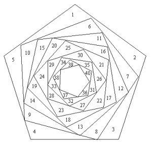 Free Iris Folding Patterns