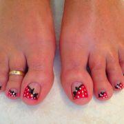 disney toes # pin