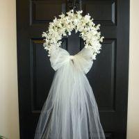 Spring wreath wedding wreaths front door wreaths outdoor ...
