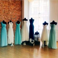 David's bridal Spring '14 colors: Pool with Mint and Spa ...