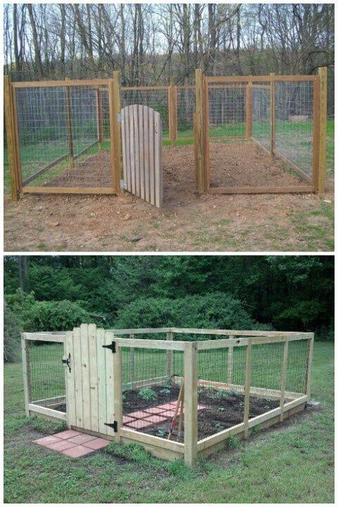 Deer Proof Vegetable Garden Ideas On Deer Proof Garden Fence Garden: