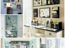 Five Small Home Office Ideas | Home office design, Nooks ...