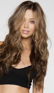 hair highlights and virgin