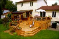 multilevel decks   Patio Plus - Multi level Decks ...
