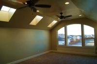 skylights and window in bonus room above garage | future ...
