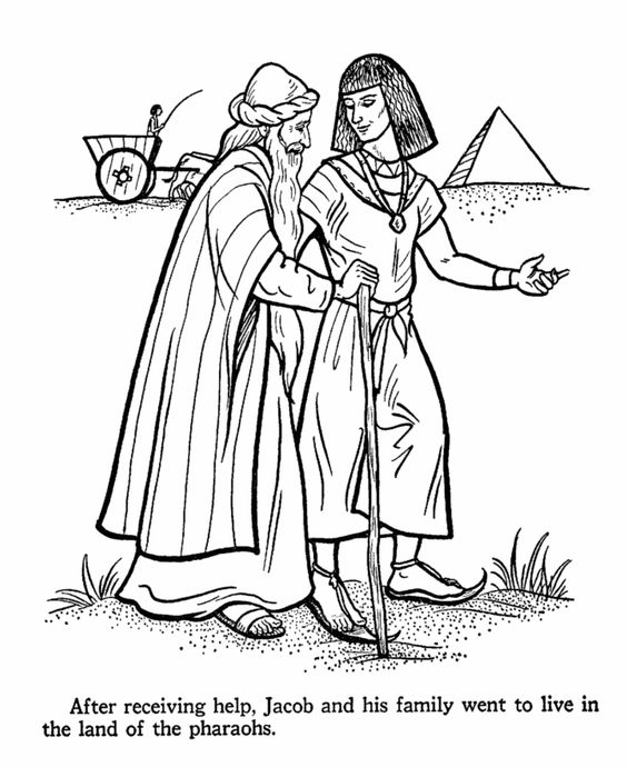 Bible stories, Coloring pages and Bible coloring pages on