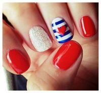 Cute Nail Designs Easy Do Yourself | www.imgkid.com - The ...