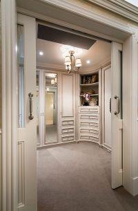 Pocket doors, Sliding doors and Vanities on Pinterest