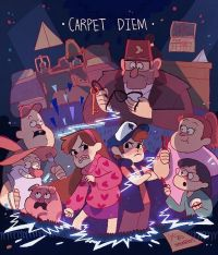 16 - Carpet Diem Constant  Gravity Falls [S01 Episode 01 ...