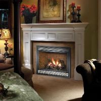 Mantels, Mantles and Landscapes on Pinterest
