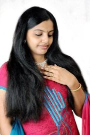 indian long hair beauty
