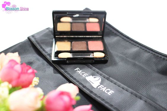 Face2Face Eyehsadow Palette - Sweet Cocoa