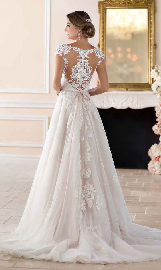 Stella York wedding dresses: