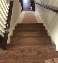 Laminate flooring, Stairs and Carpets on Pinterest